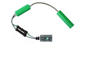 Noraxons elektrischer Goniometer Sensor