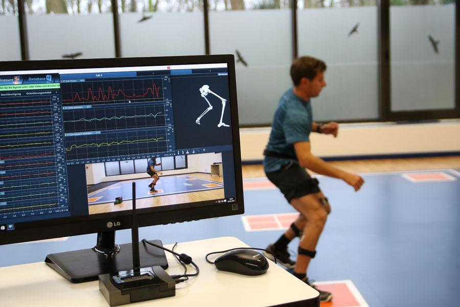 3D Motion Capture IMU