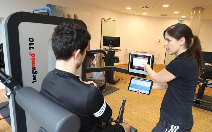 Biofeedback Training