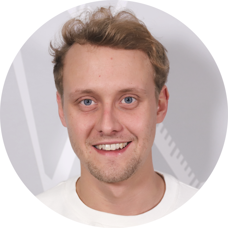 James Döring – Wissenschaftlicher Mitarbeiter