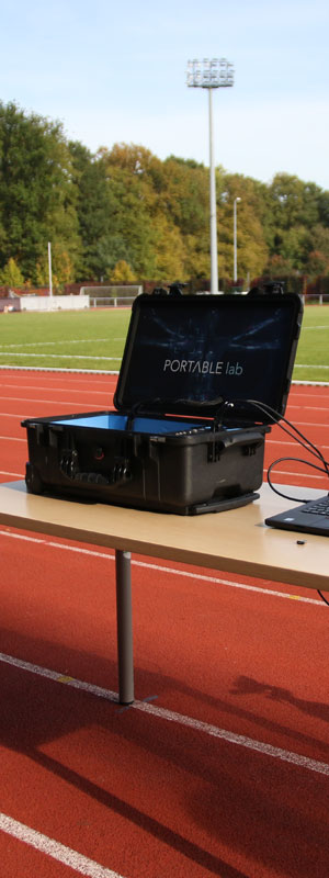 Sport Portable Lab