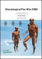 Cover des Kinesiologischen Fine Wire EMG Booklets