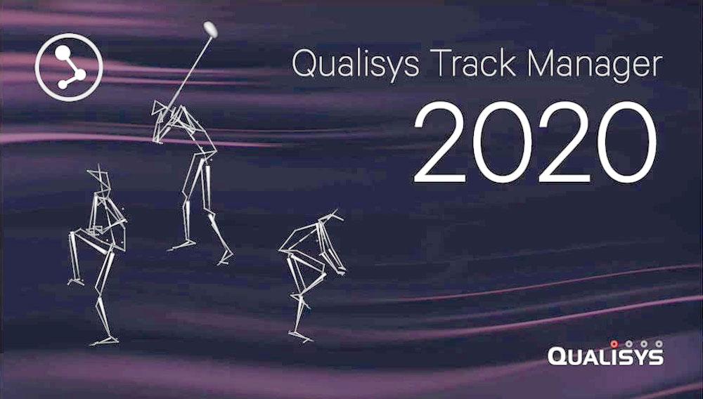 Qualisys Track Manager (QTM)